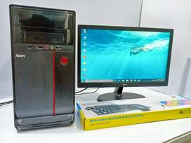 OFFER :- Intel FullSet Desktop - Office light Used