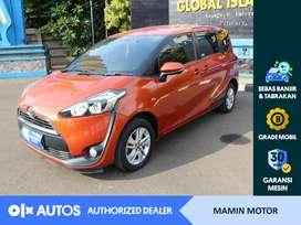 [OLX Autos] Toyota Sienta 2016 1.5 G A/T Bensin Orange #Mamin Motor