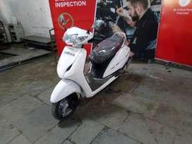 Good Condition Honda Activa Dlx   with Warranty |  4620 Delhi