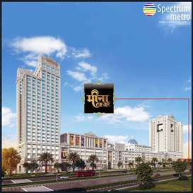 Commercial Shop for Sale inSpectrum Metro at Sector 75 Noida