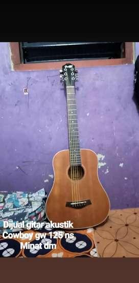 Dijual gitar akustik nego