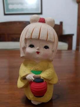 Patung Hakata Doll anak2