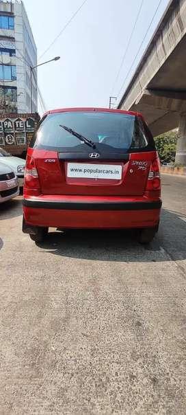 Hyundai Santro Xing 2007 Petrol 55000 Km Driven