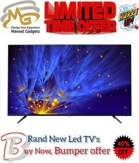 Beautiful design // 32 inch non smart Full HD LED TV + 1year warranty