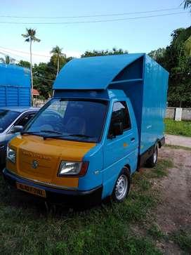 Ashok Leyland Dost covered power steering