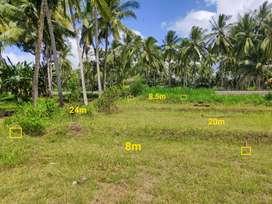 Jual Tanah Kavling 8,5mx24m Perum GGM klatak