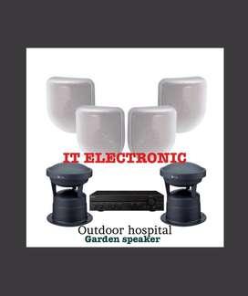 Toa speaker outdoor dan indoor utk gedung harga distributor