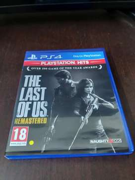 The last of us remastered (ps4) fixed price