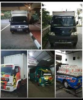Sewa pick up box jasa rental mobil pickup truk engkel