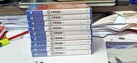 FIFA 20 standard edition PS4