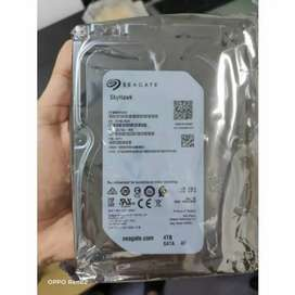 2TB Hard Disk Seagate With Games