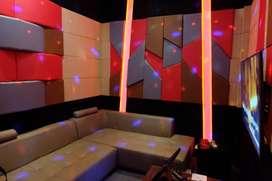 jasa peredam suara ruang profesional karaoke,band,gamelan,dan interior