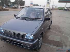 Mehran VXR 2010 On Easy Installment And Down Payment..