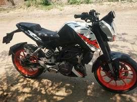 Sales my KTM Duke200