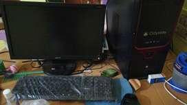 Acer desktop System