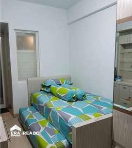 Apartemen tengah kota siap huni di apartemen student castle yogyakarta