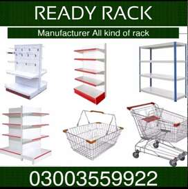 Steel racks in Pakistan