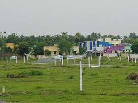 Excellent Plots for sale in padappai town(DTCP Approved)