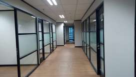 Office Space 232sqm TB Simatupang Fitted/Furnished!