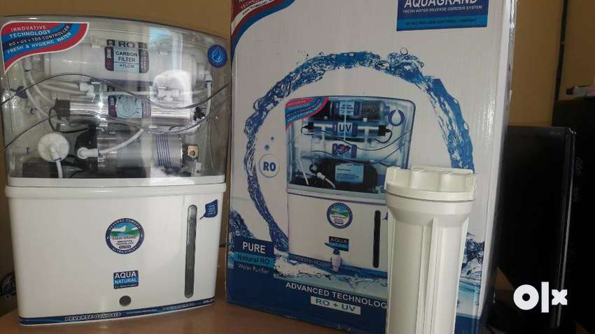 Ro water purifier 5999+ Door step free service for a year 0