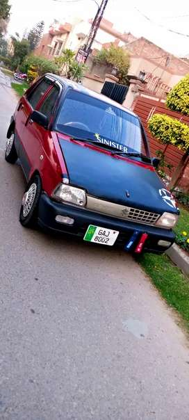 Ho Am selling Suzuki Mehran In Good Condition