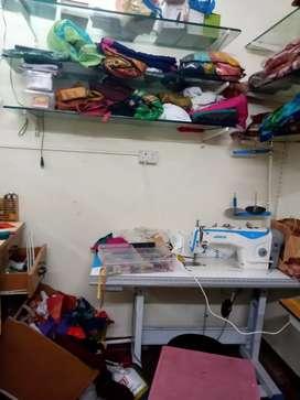 12 B Tailor shop