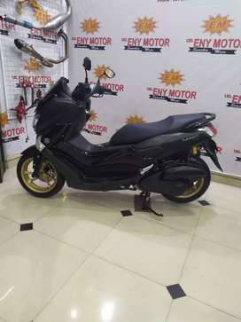 Yamaha NMAX black doff thun 2019 unit mulus