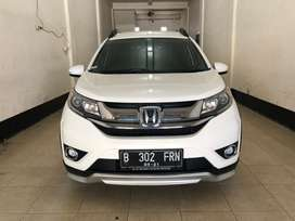 HONDA BRV  E PRESTIGE AT/MATIC PUTIH 2016