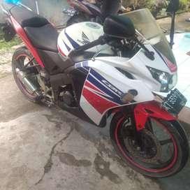 Honda Cbr 150 Thailand 2014