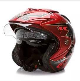 Helm Doble visor L