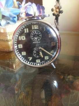 Antique Germany table clock code 02