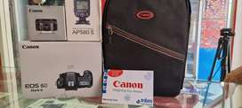 canon 6d Mii new body with complete new saman