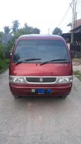 Dijual Suzuki Carry Minibus Type GX M/T 2013