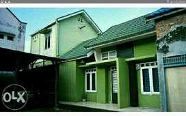 Rumah 1,5 lantai dekat LIPPO PLAZA