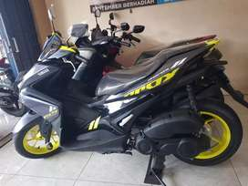 Aerox 155 mulus dp murah