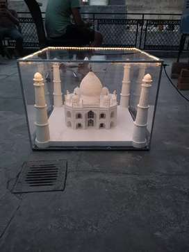 Hand Made Taj Mahal For Gift to Lover