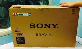 24,32,40,43 Sony brvia led tv with 2 year warranty from 7499
