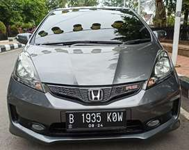 Honda Jazz Rs 2013 Metik