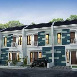 Rumah Type 45 2 Lantai (Free Balik Nama)