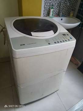 I wanted to sell my washing machine whoever interested contact me