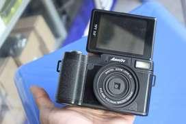 Jual kamera digitaL LCD bisa untuk selfiee/ siap pakai