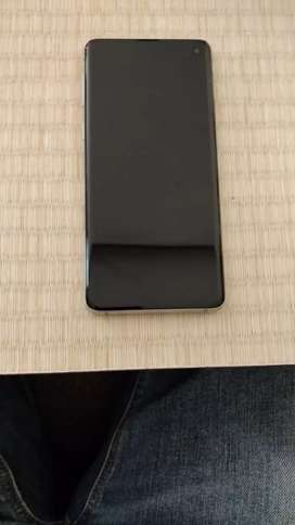 Samsung galaxy s10 brand new condition