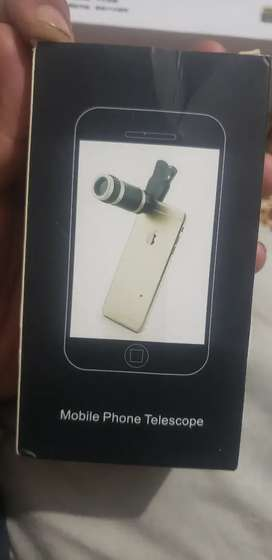 Mobile Phone Telescope 8X zoom like DSLR