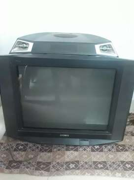 Sony 29inches tv with woofer