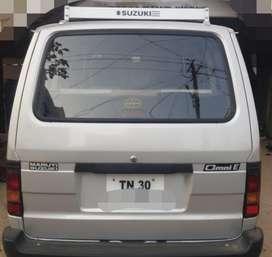 Maruti Suzuki Omni 5 STR BS-IV, 2014, LPG