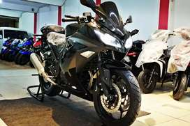 Super look fresh import by OW MOTORS kawasaki Ninja 250cc single cylin