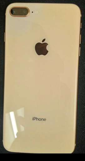 Iphone 8 plus 256 GB ( gold colour)