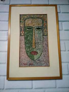 Lukisan khas Lombok