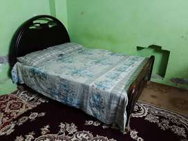 dissembled double bed in quetta just ready to pickup