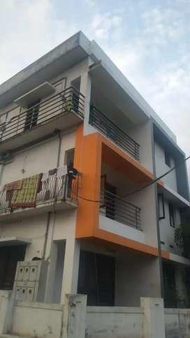 21 rented apartments at chittethukara kakanad